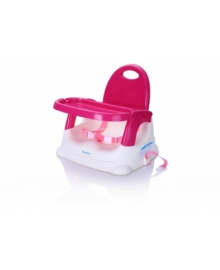 Уценка. Бустер Babyhood ГуГу, розовый (BH-507P)