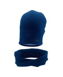 Комплект Elf-kids Stepa Blue Шапка Хомут Степа, 2100047700067, 2100047700111
