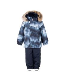 Комплект Lenne Куртка и полукомбинезон Robin (иск. мех) 21314/3933, 4741578923525