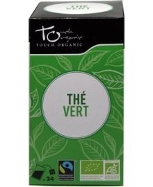 Чай зеленый Touch organic неферментированый в пакетиках органический, 24 шт.