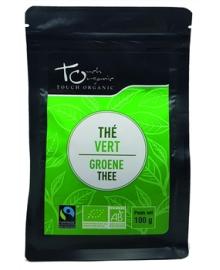 Чай зеленый Чун Мэй Touch organic, неферментированый рассыпной, органический, 100 г