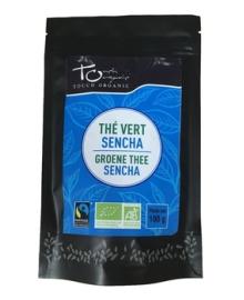 Чай зеленый Сенча Touch organic, неферментированый рассыпной, органический, 100 г