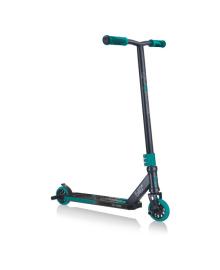 Самокат Globber GS540 Black&Turquoise до 100 кг