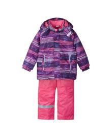 Комплект Lassie by Reima Куртка и брюки Raiku Pink 723751-5201, 6438429622734