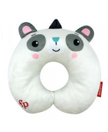 Подушка-игрушка для путешествий Панда Fisher-Price