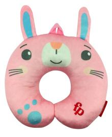 Подушка-игрушка для путешествий Зайчик Fisher-Price