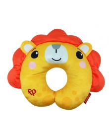Подушка-игрушка для путешествий Львенок Fisher-Price