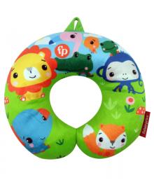 Подушка-игрушка для путешествий Джунгли Fisher-Price