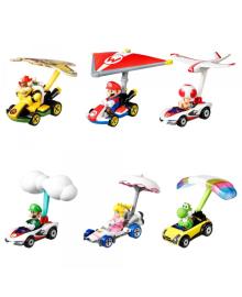 """Машинка-герой """"Супер Марио"""" Hot Wheels (в асс.)"""