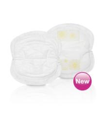Одноразовые вкладыши в бюст Disposable Nursing Pads 60 шт