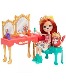 """Игровой набор """"Викторианский туалетный столик"""" серии """"Королевичи"""" Enchantimals"""