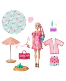 """Набор """"Пенная вечеринка"""" серии """"Цветное перевоплощение"""" Barbie (в асс.)"""