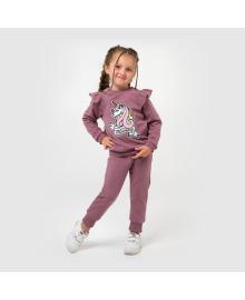 Комплект Smil Джемпер Брюки Cute Kittens Violet 117329, 4824039254304, 4824039254311