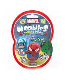 Игровой набор Marvel Wooblies Superheroes Surprise 2 шт