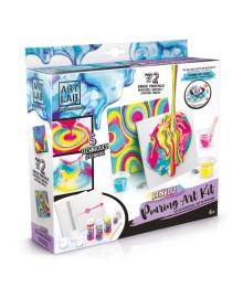 Набор для творчества Canal Toys Rainbow Art Lab ART002_2, 3555800022006