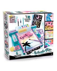 Набор для творчества Canal Toys Watercolor Art Lab ART009, 3555801342080