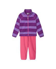 Комплект Lassie by Reima Кардиган и брюки Saarni Purple 726700-5201, 6438429613572