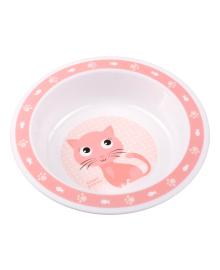 Тарелка пластиковая Canpol babies Cat