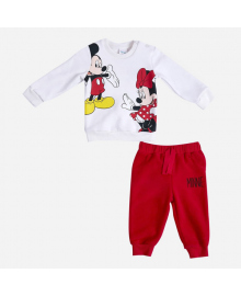 Комплект Disney Свитшот и брюки Minnie MN18383, 8691109947826