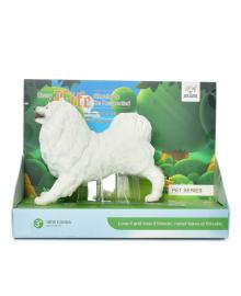 Фигурка New Canna Education Toy Самоед 14 см