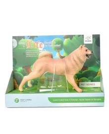 Фигурка New Canna Education Toy Сиба-ина 17 см