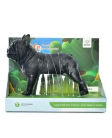 Фигурка New Canna Education Toy Французский бульдог 19 см