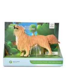 Фигурка New Canna Education Toy Золотистый ретривер 21 см