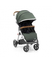 Прогулочная коляска BabyStyle Oyster Zero Olive Green OZEOLGR