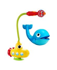 Игрушка для ванной Yookidoo Субмарина с китом