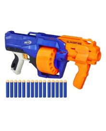 Бластер Hasbro Nerf Surgefire E0011EU4, 5010993445813