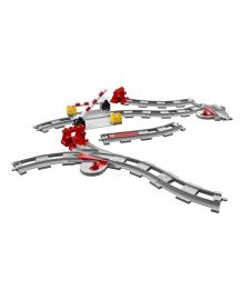 LEGO® DUPLO® Железнодорожные пути 10882