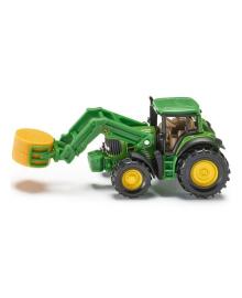 Трактор John Deere Siku с захватом для тюков