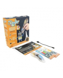 Набор 3D-ручка 3Doodler Start Креатив 9SPSESSE2R-CL