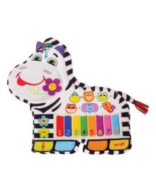 Музыкальная игрушка Happy Snail Песни Фру-Фру 17HS01IFR, 3700224620639