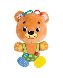 Музыкальная игрушка Happy Snail Мишка Топтышка 17HS05MBE, 4690462615049