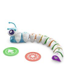 Интерактивная игрушка Fisher-Price Code-a-pillar Cоединяй и запускай