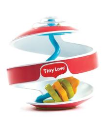 Развивающая игрушка Tiny Love Красная спираль