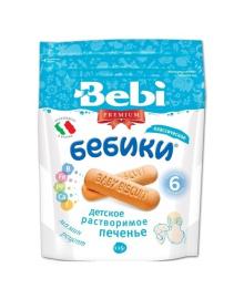 Печенье Bebi Premium Бебики Классическое 115 г
