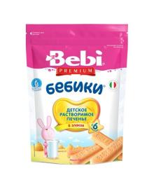 Печенье Bebi Premium Бебики 6 злаков 115 г