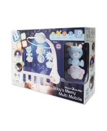 Музыкальный мобиль Infantino 3 в 1 с проектором Голубой