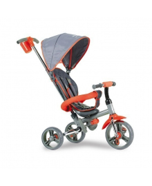 Детский велосипед Y Strolly Compact красный 100832