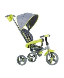 Детский велосипед Y Strolly Compact зеленый 100802
