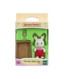 Набор Sylvanian Families Шоколадный крольчонок 5062, 5054131050620