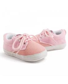 Детские пинетки Lapchu P1046G Рожевий 17,5 (10,5 см)