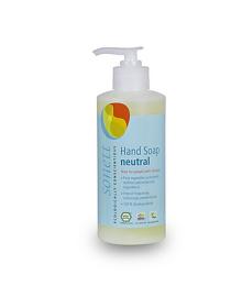 Sonett органическое нейтральное жидкое мыло, 300 мл.