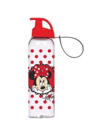 Бутылка для воды Herevin Disney Minnie-3 красная 0.5 л 161414-022