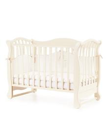 Кроватка детская Верес Соня ЛД-19 без ящика Слоновая кость