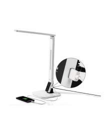 Настольная светодиодная лампа Mealux Evo-kids CV-100 WH белая