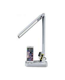 Настольная светодиодная лампа Mealux Evo-kids CV-1200 WH белая арт.CV-1200 WH