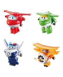 Игровой набор Super Wings Джетт и его друзья YW710610